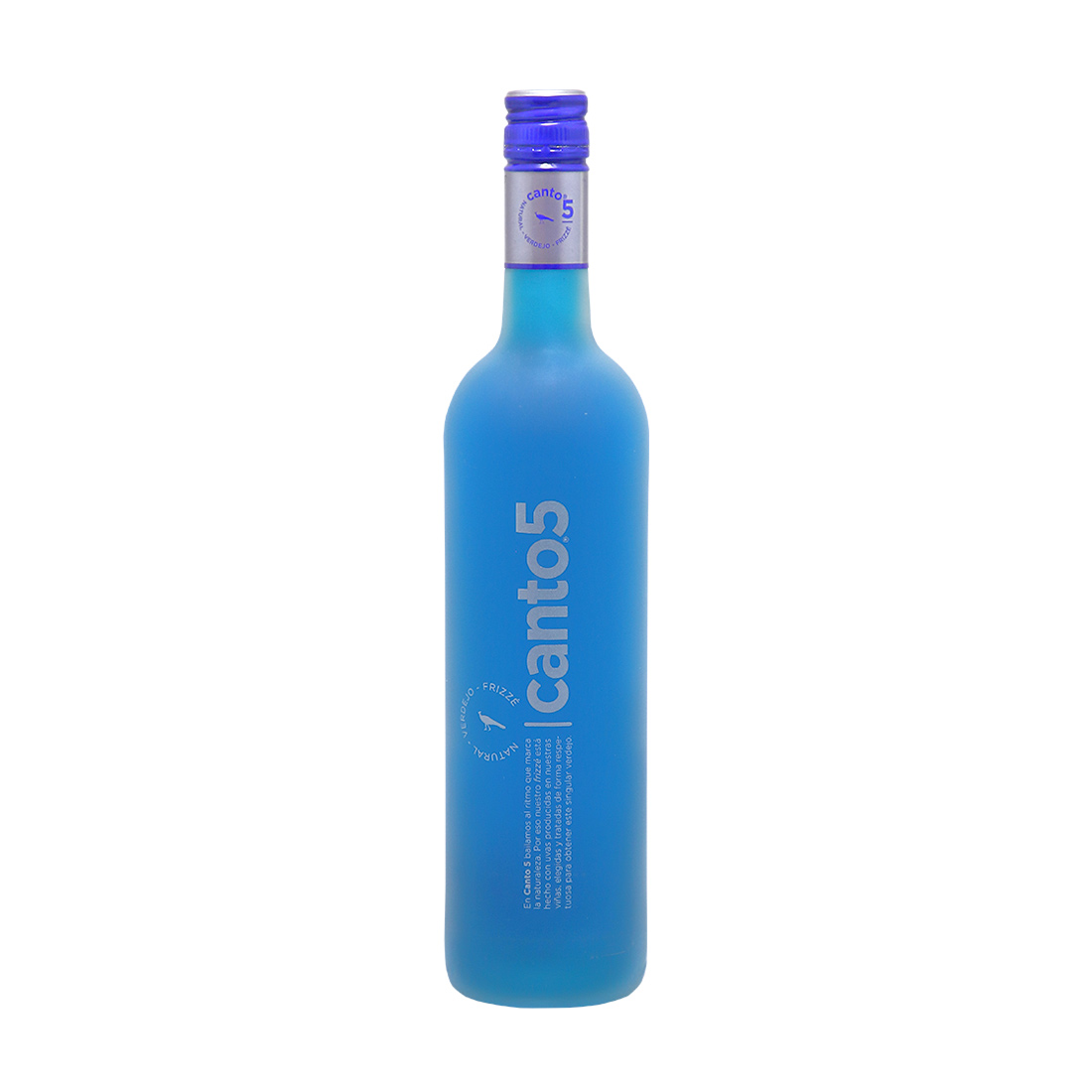 Canto 5 Frizze Verdejo - Diez Siglos de Verdejo Azul - Vino Blanco