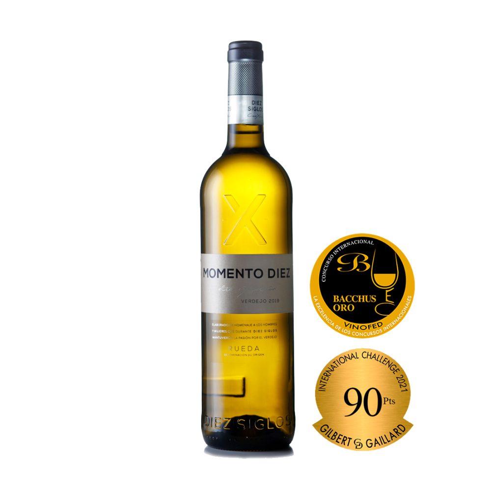 Momento Diez - Diez Siglos de Verdejo - Vino Blanco